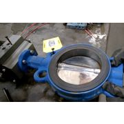 "Used 6"" Stainless steel Butterfly Valve"