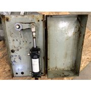 "Used 6"" Rotolok Pnemuatic Conveying Diverter Valve"