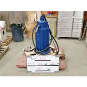 Rebuilt 60 HP R.S. Corcoran Series 6000 Submersible Pump