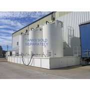 Used 17,234 Gallon Tank Containment Basin