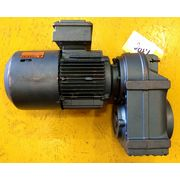 2 HP SEW Eurodrive Gearmotor Shaft mounted speed reducer F757DT