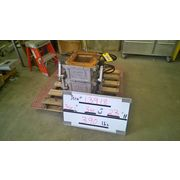 "Used 8"" Plattco Double Flap Airlock Ash Valve - S8 Series"