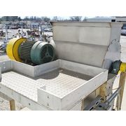Used Smart Machines Twin-chamber Rotary Cage Lump Breaker