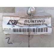 USED Bunting Permanent Magnet