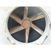 "3,500 CFM @ 10"" SP Used 10HP Chicago Blower SQI Industrial Centrifugal Fan 13 LS"