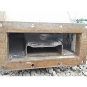 Used 15 Cu/Ft Stainless Steel Surge Hopper