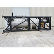 Used 6,500 CFM Reverse Jet Vertical Stainless Steel Scrubber - Model DW-4P