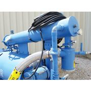 Used 	Patterson Kelly Condenser with 3HP Pennwalt Stokes Microvac Pump