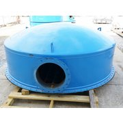 Used Sly TubeJet Dust Collector CBR-90, 9000 CFM