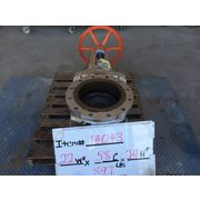 "Used 14""Ø Kitz Stainless Steel Gate Valve"