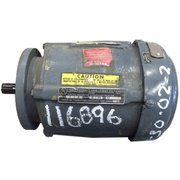 Used 1HP US Electric Motor -1740 RPM