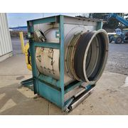 "Used 24,450 CFM @ 9.5"" SP Twin City Stainless Airfoil Industrial Fan 365 BAF"