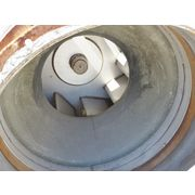 "12,400 CFM @ 3.5"" SP Used Stainless Twin City Industrial Exhaust Fan 300 BAF"
