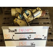 "Used Premier Pneumatic 6"" Pneumatic Conveying Diverter Valve MDVDA-F-6-A-SSSS-VS"