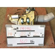 "6"" Used Pneumatic Conveying Premier Diverter valve"