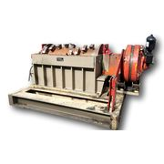 Used 250 HP Previero Single Rotor Shredder - PR Series
