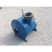 "Used 50HP Spencer Vacuum System - 1,200CFM @ 8"" S.P."