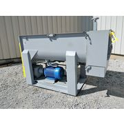 Used 35 CU/FT Leopold Twin Shaft Plow Blender Mixer - Model D-1100