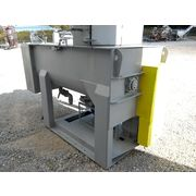 Used 35 Cubic Foot Continuous Leopold Plow Blender Mixer Model D-1100