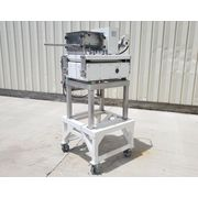 Used Acrison Stainless Steel Gravimetric Loss in weight Screw Feeder Model A405