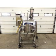 Used 22 Gallon Stainless Steel Walker Mix / Weigh Tank