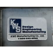 "KWS 9""Dia X 19' H Stainless Vertical Auger Screw Conveyor Elevator Screw-Lift"