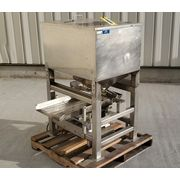 Used Stainless Steel Vibratory Feeder