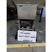 "Used 15"" Wide x 30"" long Stainless Steel Vibratory Feeder"