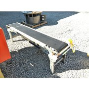 "Used 12"" wide X 6'-6"" long Belt Conveyor"