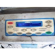 "Used Loma Systems 12"" diameter Gravity Fall Thru Metal Detector"
