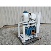 Used 100 HP Tuthill MD Pneumatics Rotary Positive Blower 6012-17B2 Equalizer