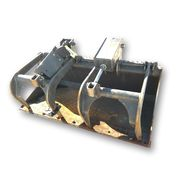 "Used 60"" wide Bobcat Grapple Bucket"