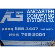 "Used 20"" Dia. Ancaster Conveying Carbon Steel Cyclone Separator"