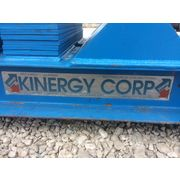 "Used Kinergy Corp. 24"" wide X 8' long Heavy Duty Vibrating Conveyor KDC-24-HD"