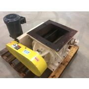 "Used 12"" Ancaster Conveyor Systems ACS Rotary Airlock Valve"