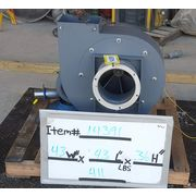 "Used 2,000 CFM @ 10"" SP Centrifugal Fan 7.5 HP"