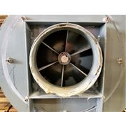 "2,100 CFM @ 12"" SP Used Peerless Blower Industrial Fan M-09"