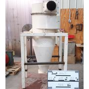 "Used 23""Ø Ancaster Conveying Systems Carbon Steel Cyclone Separator"