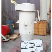 "Used 20"" Ancaster Conveying Carbon Steel Cyclone Separator"