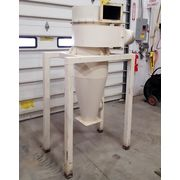 "Used 20"" Diameter Ancaster Conveying Systems Cyclone Separator"