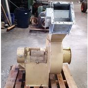 "Used 1,600 CFM @ 8"" SP Ancaster Centrifugal Fan Baghouse Blower"
