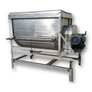 Used 25 Cubic Foot Stainless Steel Jacketed Paddle Blender Mixer