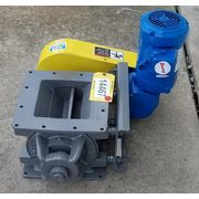 "Used 8"" Ancaster Conveying Systems ACS Rotary Airlock Valve"