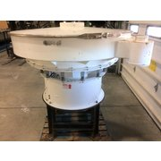"Used 48"" Midwestern High Capacity Vibratory Separator Screener Sifter MR48"