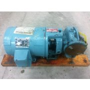 Used 50 GPM @ 75' of head Goulds 3655 Pump 1.25x1x-7