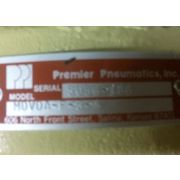 "Unused 5"" Premier Pneumatic Diverter Valve"