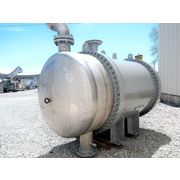 Used Doyle & Roth Shell & Tube Heat Exchanger 6 PASS Recirc Cooler  1087 sq ft