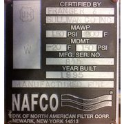Used Stainless Steel Nafco Filter Strainer