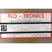 "Used Flo-tronics 6""X6"" Diverter Valve - Stainless Steel"