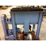 Used 12.5 Cubic Foot Carbon Steel Ribbon Blender